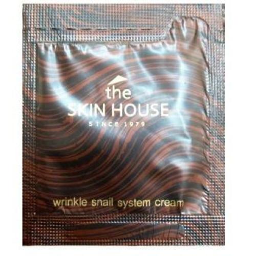 Крем с муцином улитки The Skin House-фото