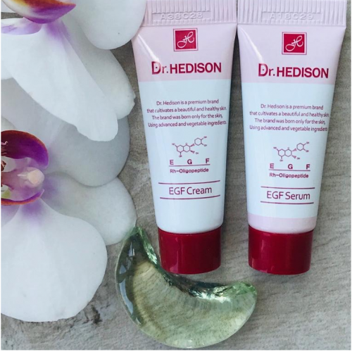 DR. HEDISON EGF Serum + DR. HEDISON EGF Cream-фото