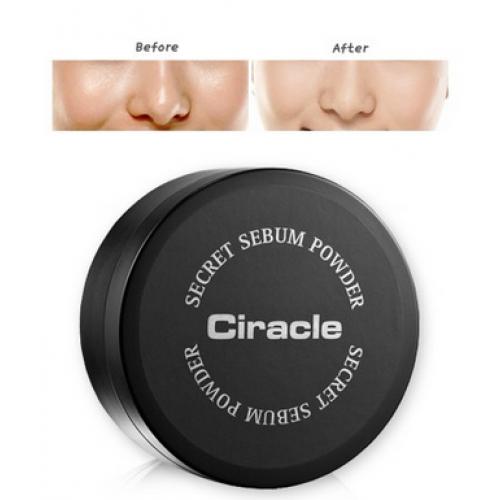 Рассыпчатая пудра Ciracle Secret Sebum Powder-фото