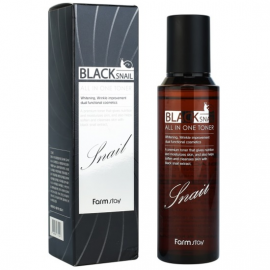 FarmStay Black Snail all in one toner