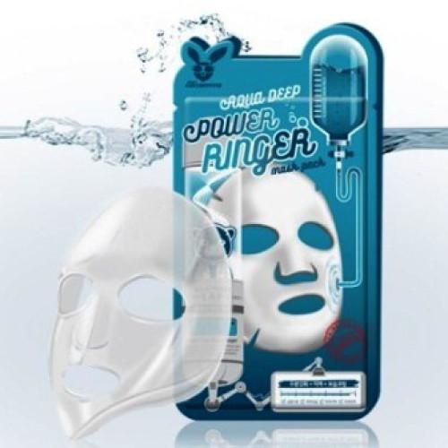 Elizavecca Face Care Aqua Deep Power Ringer Mask-фото