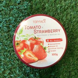 Strawberry & Tomato Brightening & Moisture Gel