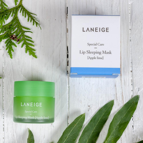 Laneige Lip Sleeping Mask (Apple lime)-фото