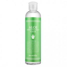Увлажняющий тонер Secret Key Aloe
