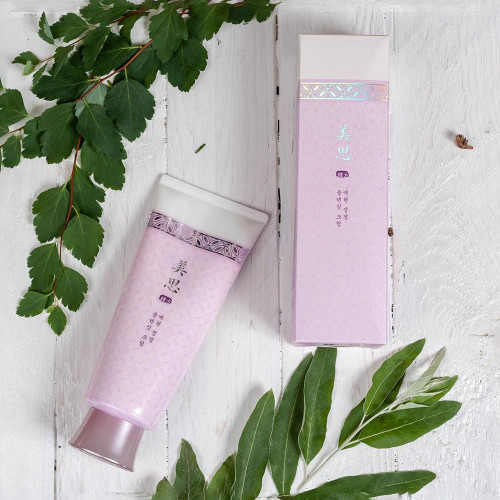 Очищающий крем с восточными травами Missha Yei Hyun Cleansing Cream-фото