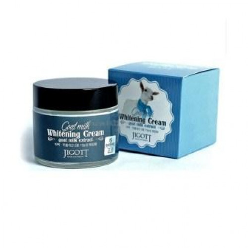 Jigott Whitening Cream Goat Milk-фото