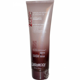 Giovanni Shampoo Brazilian Keratin & Argan Oil