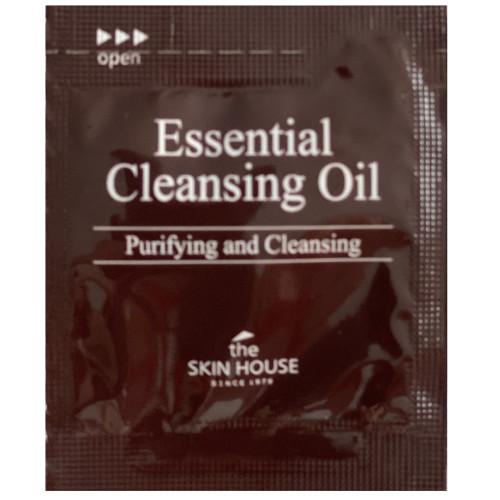 Гидрофильное масло The Skin House Essential Cleansing Oil-фото